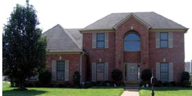Traditional House Plan 47598 Elevation