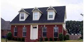 House Plan 47910 Elevation