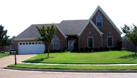 Traditional , European House Plan 47929 with 4 Beds, 3 Baths, 2 Car Garage Elevation
