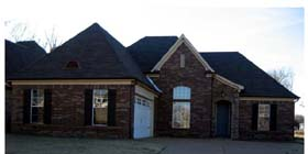 Country European House Plan 47950 Elevation