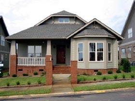 Craftsman House Plan 47997 Elevation