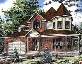 House Plan 48013
