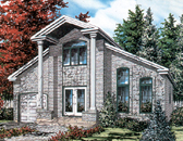 Plan Number 48020 - 1662 Square Feet