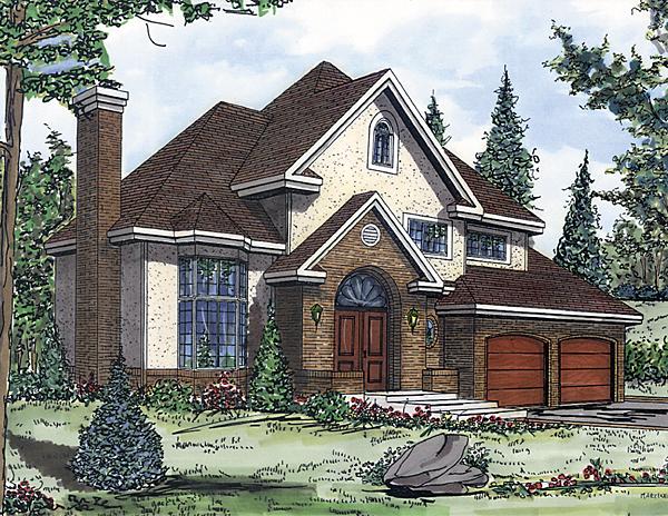 House Plan 48031