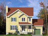 Plan Number 48063 - 1530 Square Feet