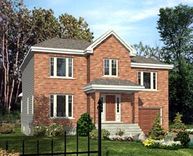 House Plan 48072