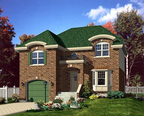 House Plan 48074