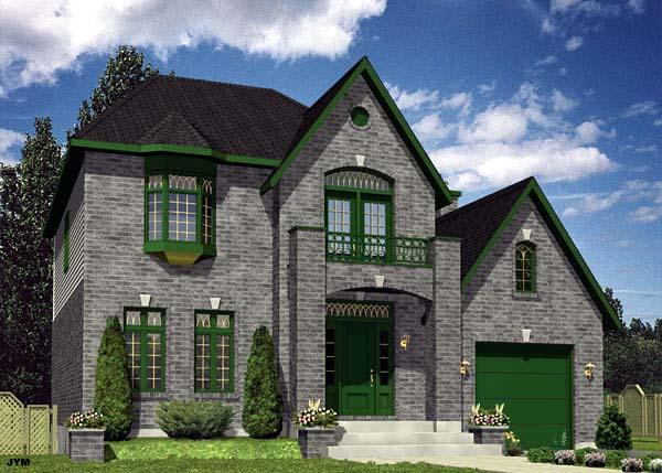 House Plan 48084