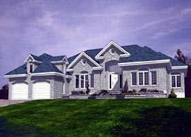 Traditional House Plan 48092 Elevation