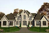 Plan Number 48106 - 2840 Square Feet