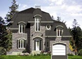 Plan Number 48127 - 1551 Square Feet