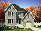 Plan Number 48141 - 1494 Square Feet