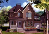 Plan Number 48145 - 1546 Square Feet