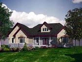 Plan Number 48161 - 1748 Square Feet