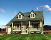 Cape Cod House Plans Cape Cod House Plans Generally Feature