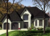 Plan Number 48206 - 1324 Square Feet