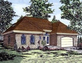 House Plan 48254