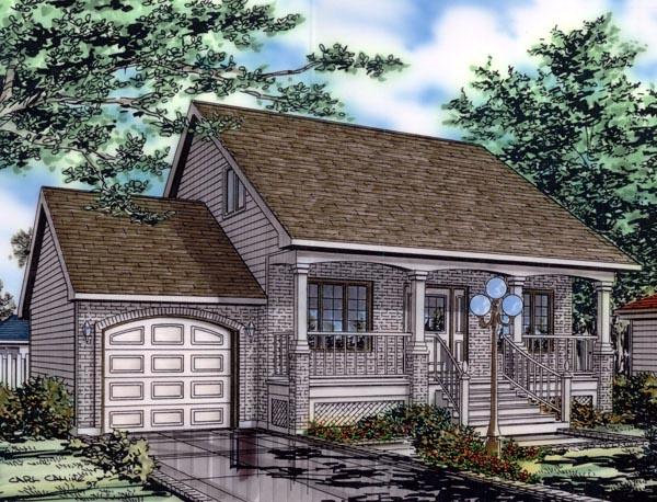 House Plan 48264