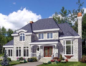 House Plan 48281