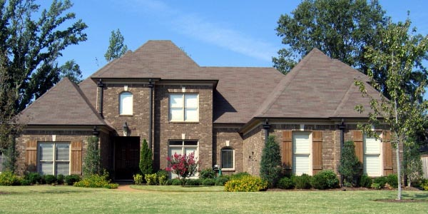 European Traditional House Plan 48300 Elevation