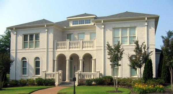 Mediterranean House Plan 48306 Elevation