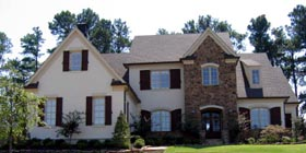 House Plan 48328 | Country European Style Plan with 4119 Sq Ft, 4 Bedrooms, 4 Bathrooms, 3 Car Garage Elevation