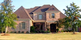 Country European House Plan 48333 Elevation