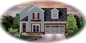 Traditional House Plan 48365 Elevation