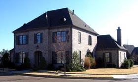 European Traditional House Plan 48387 Elevation