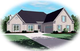 Plan Number 48505 - 3060 Square Feet