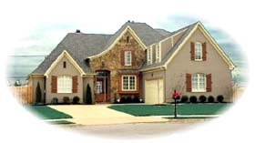 House Plan 48511 | Tudor Style Plan with 3554 Sq Ft, 4 Bedrooms, 4 Bathrooms, 2 Car Garage Elevation