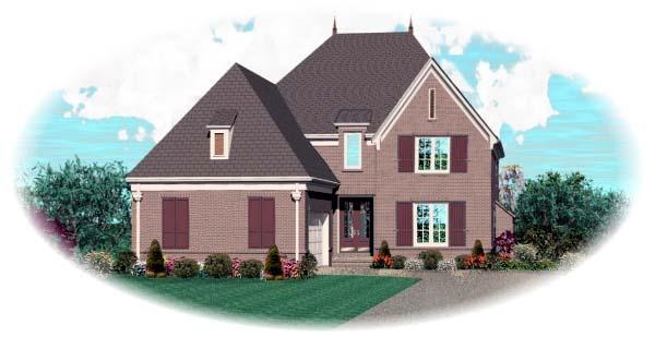 House Plan 48543
