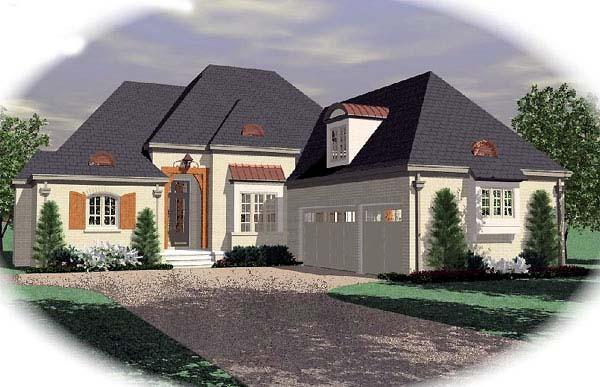 House Plan 48551