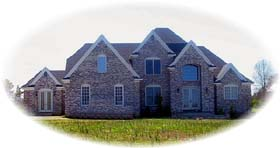 European Traditional House Plan 48561 Elevation