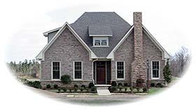 Craftsman House Plan 48573 Elevation