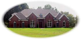 European Traditional House Plan 48601 Elevation