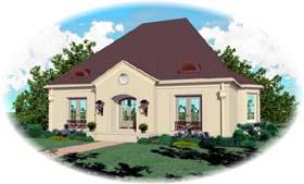 House Plan 48603