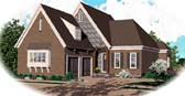 Plan Number 48607 - 3174 Square Feet