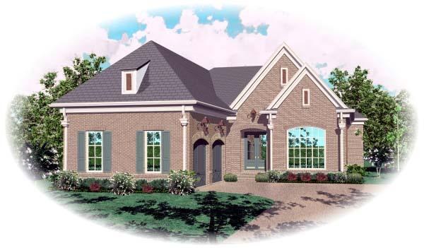 House Plan 48613