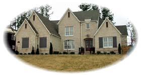European House Plan 48657 Elevation