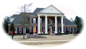 Colonial Plantation House Plan 48662 Elevation