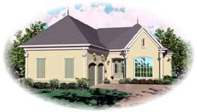 House Plan 48664