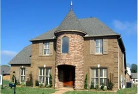 Country European House Plan 48711 Elevation