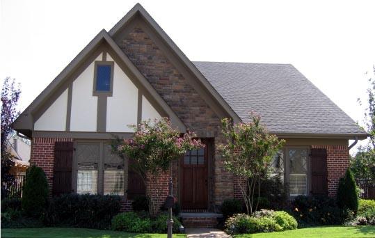 Craftsman House Plan 48712 Elevation