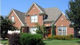 European Traditional House Plan 48715 Elevation