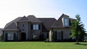 European Traditional House Plan 48737 Elevation