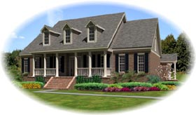 Southern House Plan 48748 Elevation