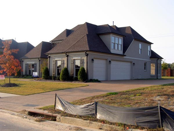 European, Traditional House Plan 48754 with 3 Beds, 4 Baths, 3 Car Garage Picture 1