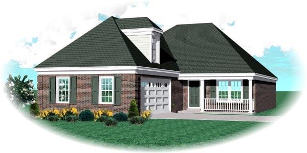 House Plan 48771