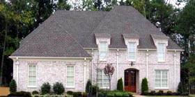 Country European House Plan 48777 Elevation
